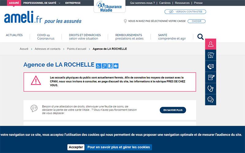 Sécurité sociale La Rochelle : présentation, missions et fonctions